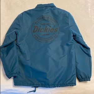 Blue Dickie's Men's Small Jacket